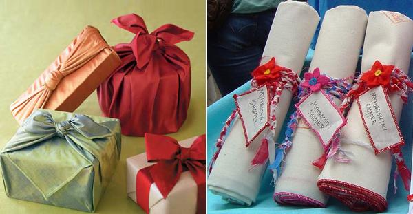 Как красиво упаковать подарок: 15 идей - Woman's Day